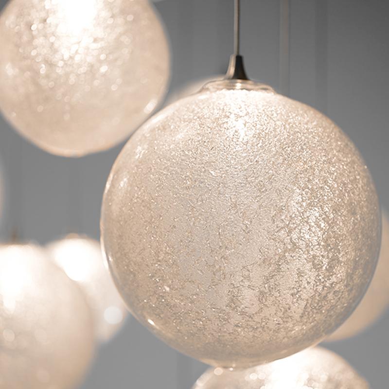 Snow Pendant Light Custom Lighting Made Easy Whether You Want - Individual pendant lights