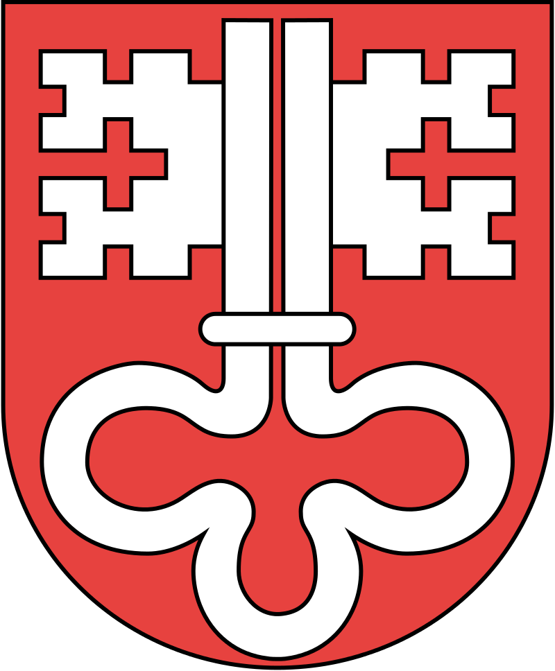 Wappen Nidwalden mattsvg Coat of arms of the canton of Nidwalden