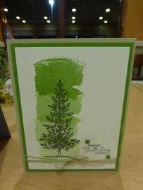 Here are some of the Swaps, Shares and Projects from our Stampin'Up! Downline Meeting Last Night.... - Stamp With Bee