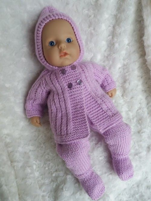 Baby Annabell Pram Set Free Pattern Beautiful Skills Crochet