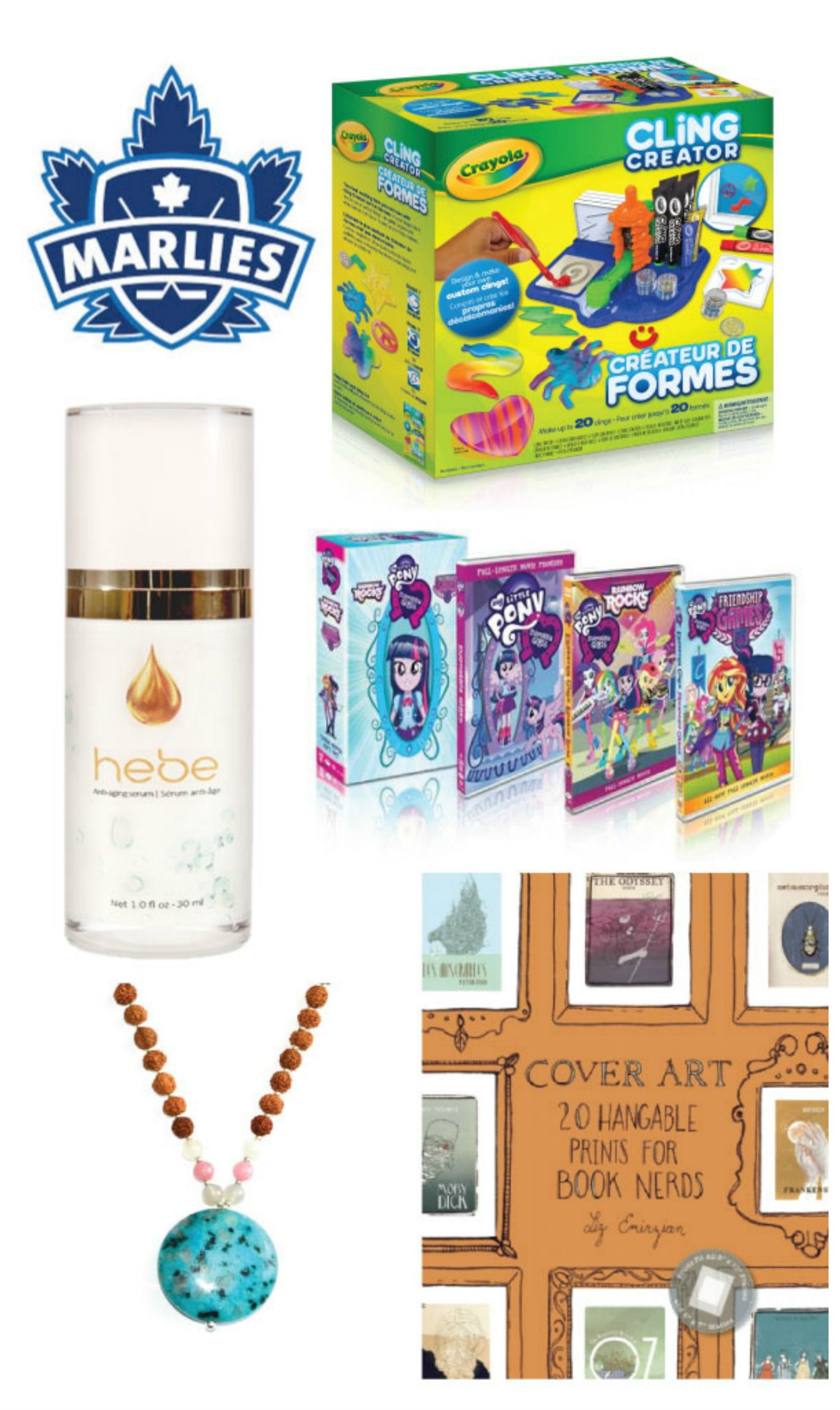 christmas gift ideas for kids and adults crayola cling creator marlies tickets equestria