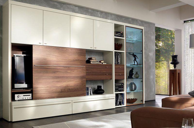 20 stilvolle Ideen, Hülsta Wohnwand zu gestalten ...