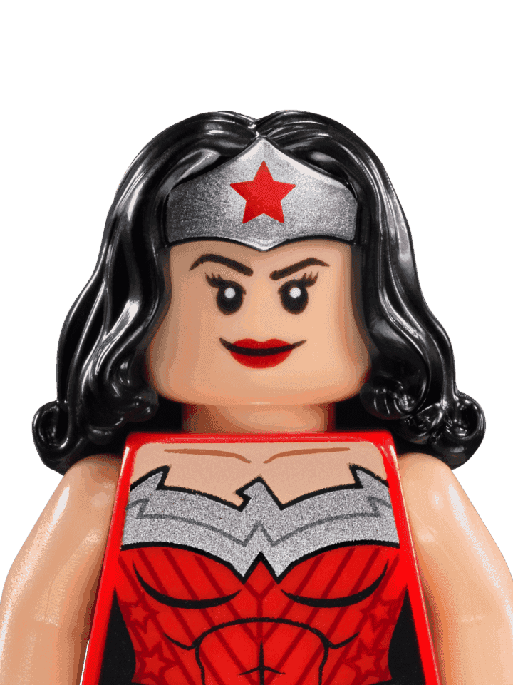 wonder woman characters dc comics super heroes legocom