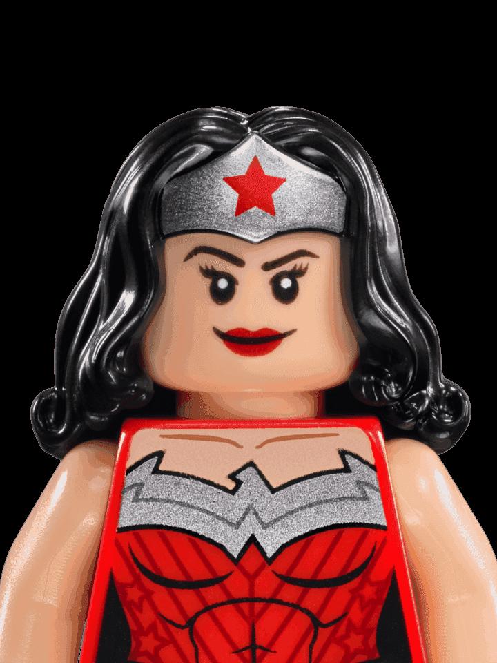 Characters Wonder Super Comics Heroes Woman Dc QerdCWBox