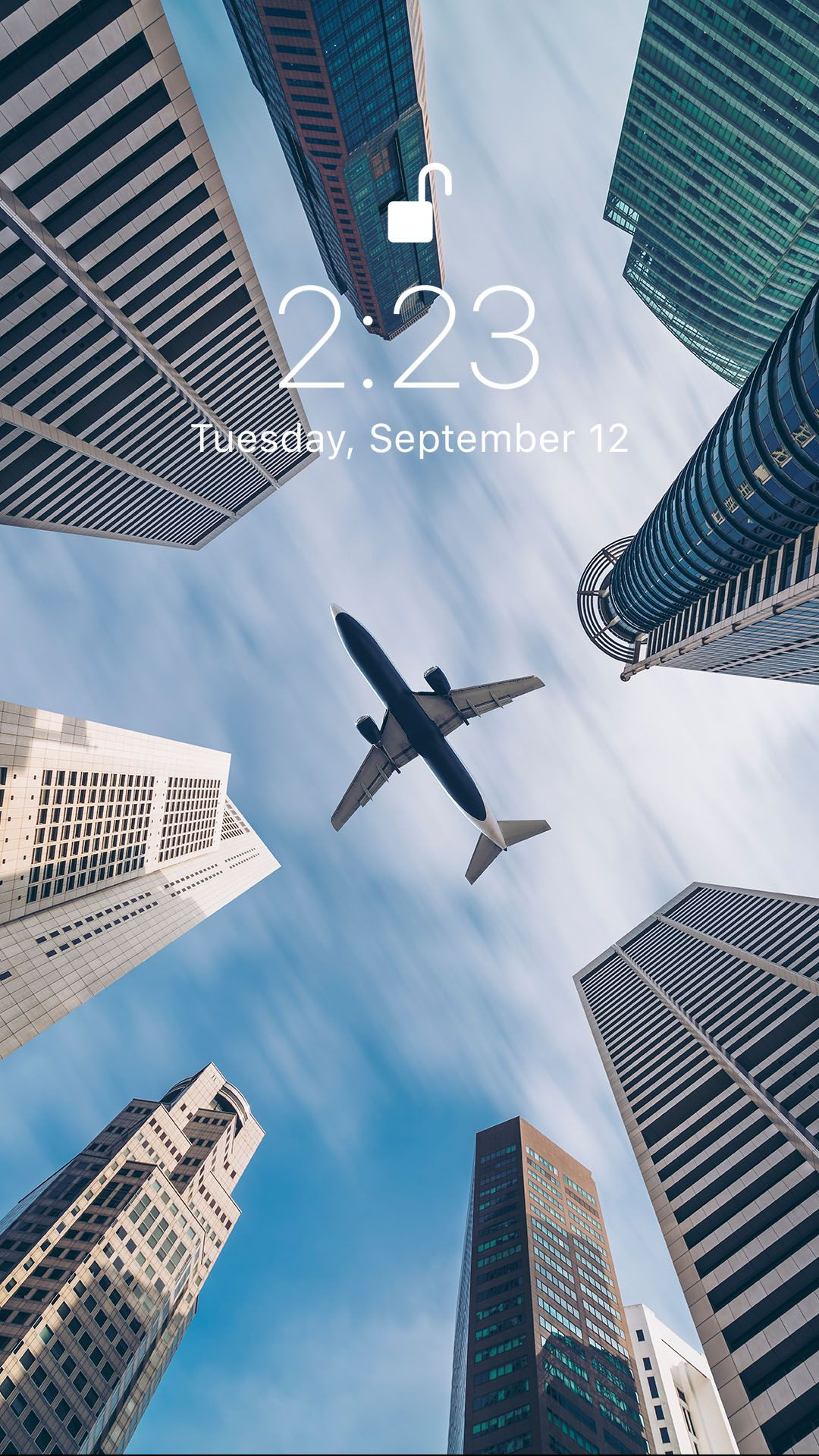 City wallpaper for your iPhone XS from Vibe App wallpaper
