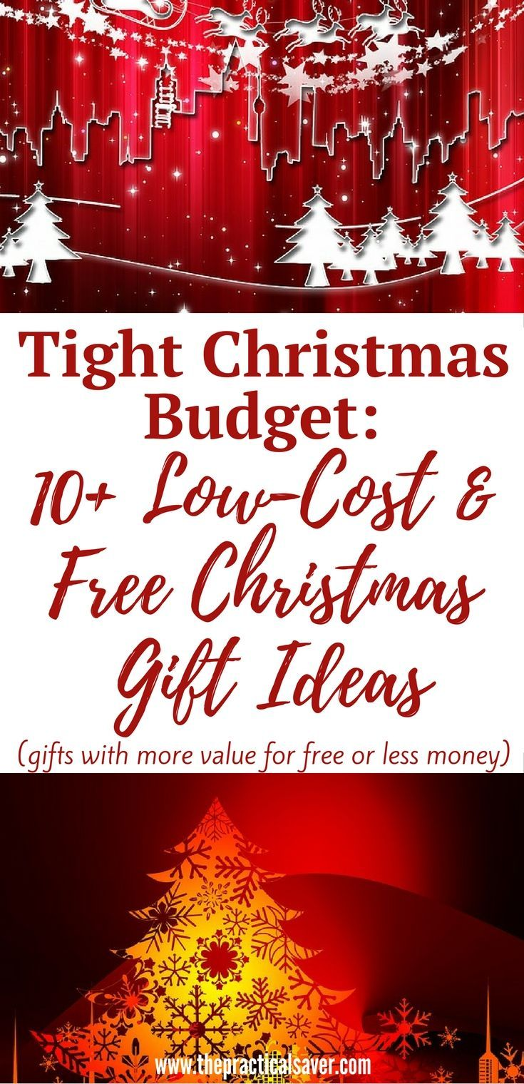 12 Days of Christmas Low-Cost/Free Christmas Gift Ideas | Finances ...