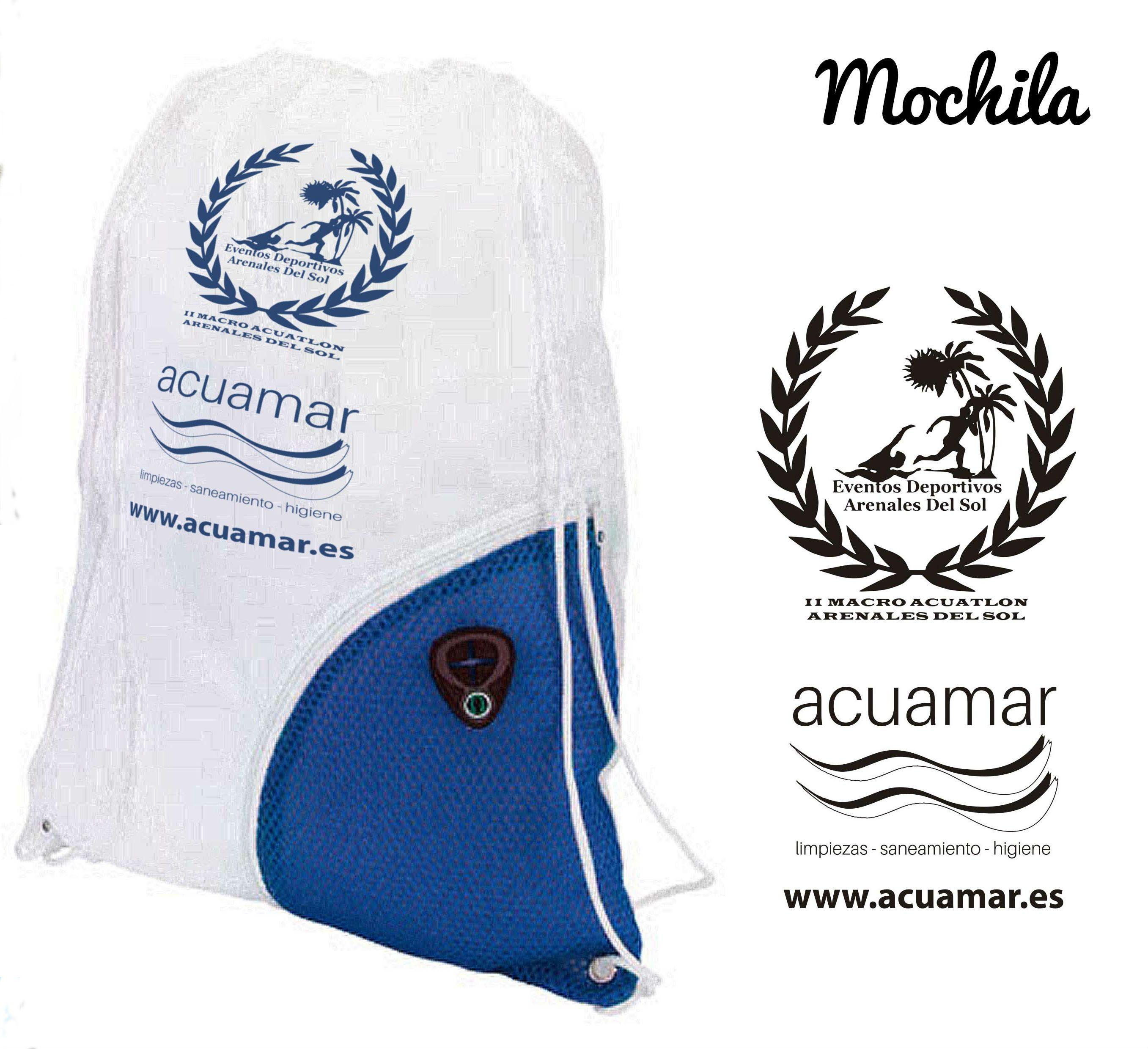 Colaborando con el deporte. II MACRO ACUATLON ARENALES DEL SOL. 21-05-15