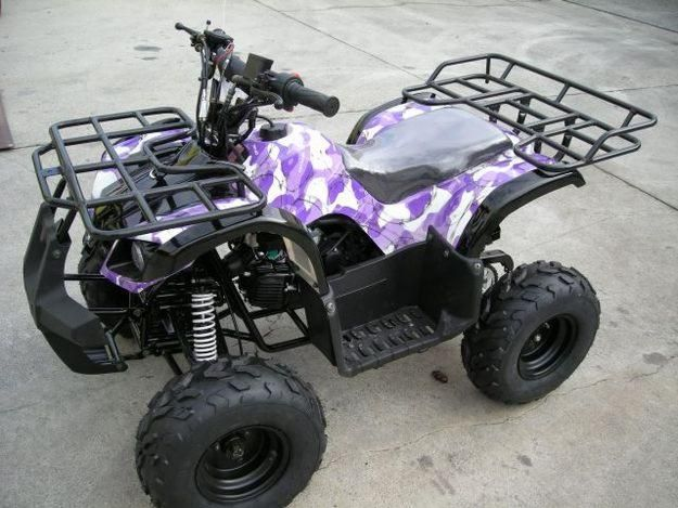 Wantttttttttttttttttttttt Four Wheelers 4 Wheeler Purple Camo