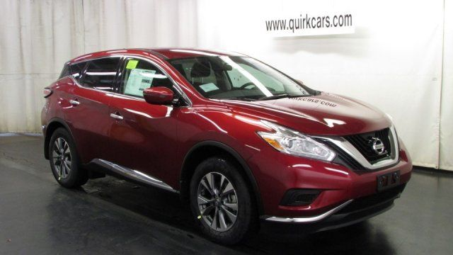 2016 Nissan Murano S Awd Save Over 4 500 At Quirk Nissan In