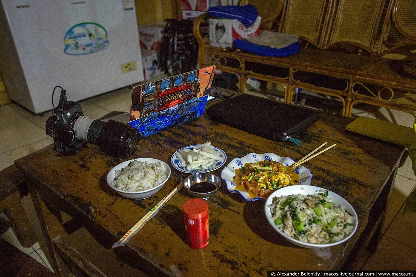 China | Hotel's Food