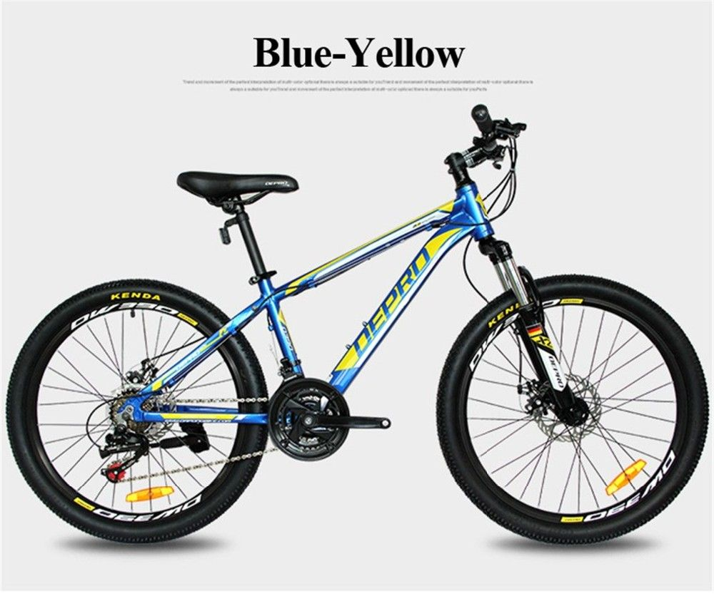 21 Speed 24 Inch 9 13 Years Old Students Mountain Bike For Shimano