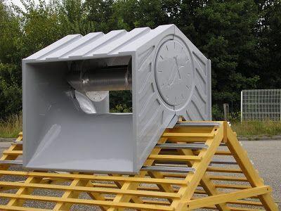 L\u0027aérocube, une éolienne domestique sur le toit brico Pinterest