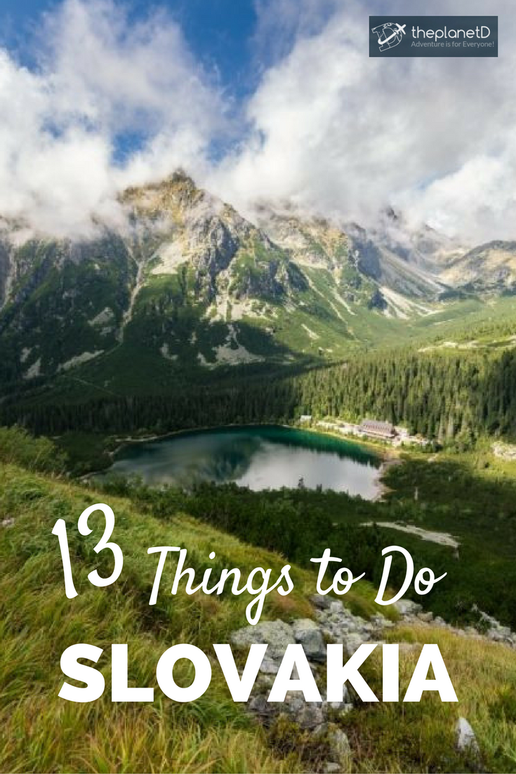 13 Of The Best Things To Do In Slovakia Top Tips For Your Trip Blog By The Planet D Canada S Adventure Trav Europe Travel Travel Couple Europe Travel Tips