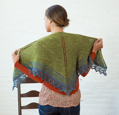 Best Free Shawl Knitting Patterns
