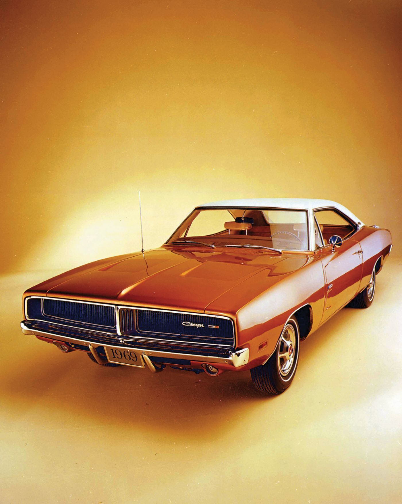 Dodge Charger Hardtop Coupe 1969 Foto Chrysler Group Llc Muscle