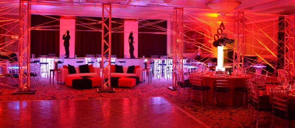 James bond 007 theme bar mitzvah event decor party perfect for 007 decoration ideas