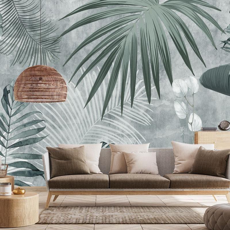 19++ Papier peint jungle chambre trends