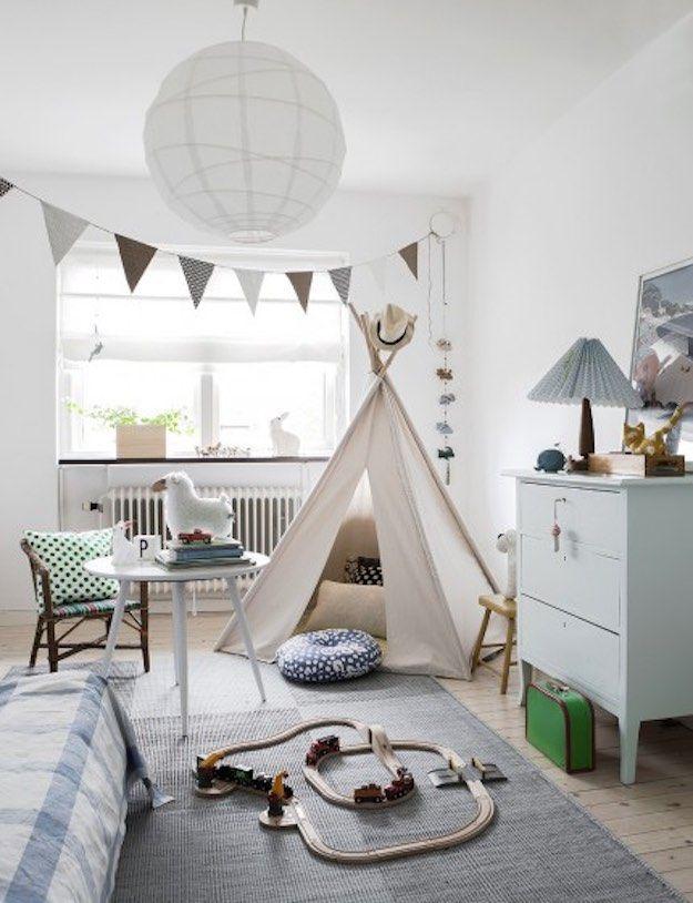 Relaxing Neutrals 12 Amazing Kids Bedrooms Kid Room Decor