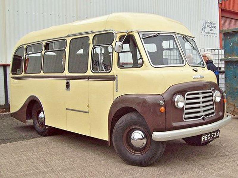 1966  Commer Karrier 322 Bus