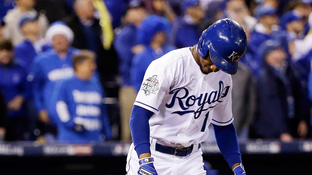Mets Royals Play Longest World Series Game 1 Classic Fall Kc Royals Game 1