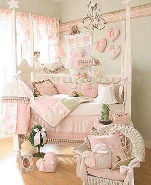 Crib Bedding Sets For Little Princess Baby Decorbaby Nursery