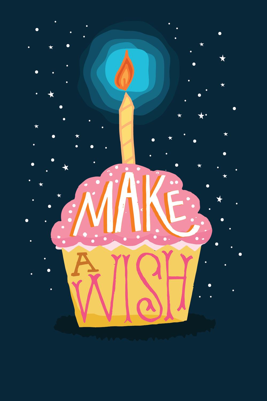 Aesthetic Happy Birthday Cards