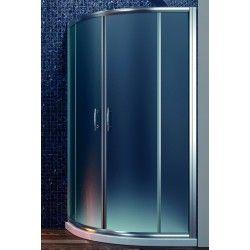 Box doccia stondato vetro trasparente 6mm negozio online