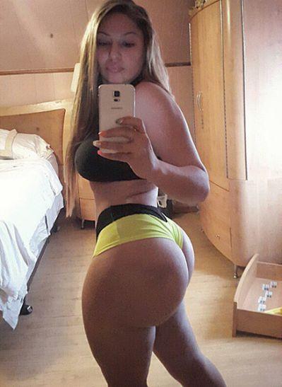 Latinas With Big Booty