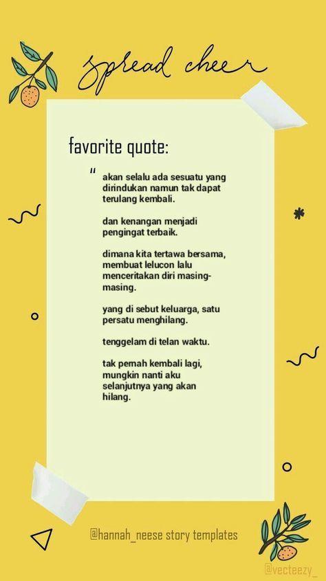 New Quotes Indonesia Perpisahan Teman 51 Ideas