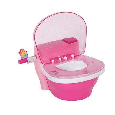 Baby Born Interactief Toilet Help Jouw Baby Born