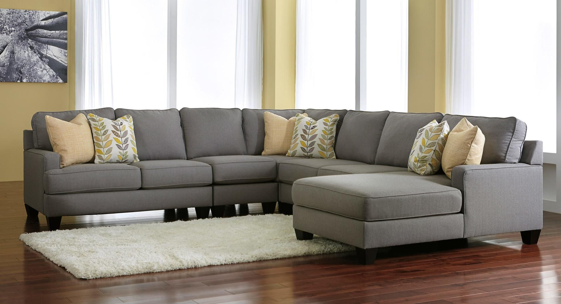 Get Your Chamberly   Alloy 5 Pc. RAF Corner Chaise Sectional At Kerbyu0027s  Furniture, Mesa AZ Furniture Store.