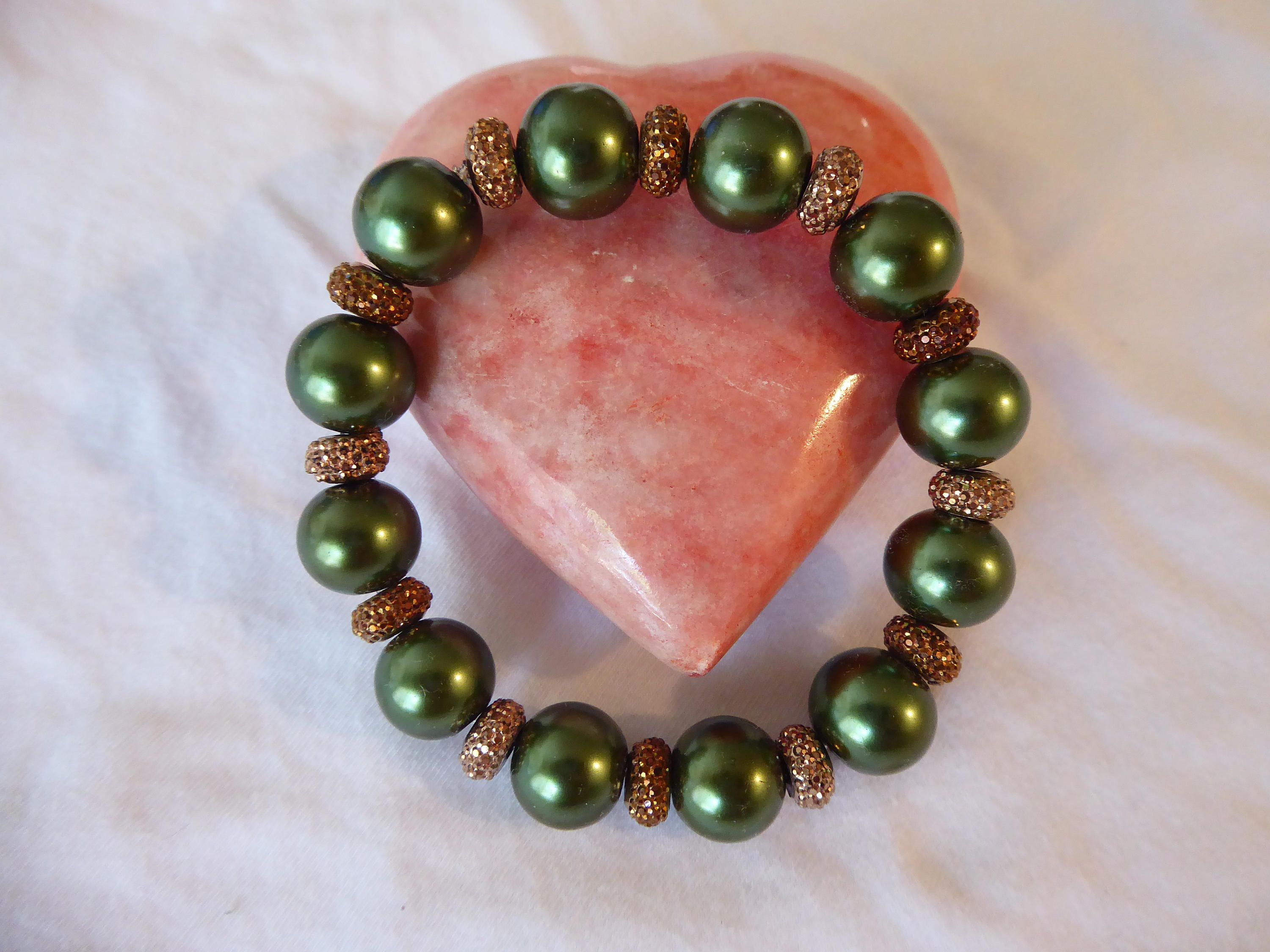 product dhgate elastic eye green gemstone com bracelet from beads aventurine gifts tiger fabgemsworld