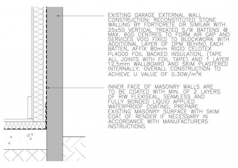 Untitled Insulation Walling Brick Wall