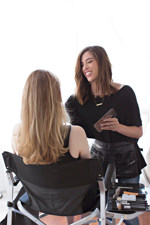 Hair And Makeup Addon Services — Atlanta Newborn and