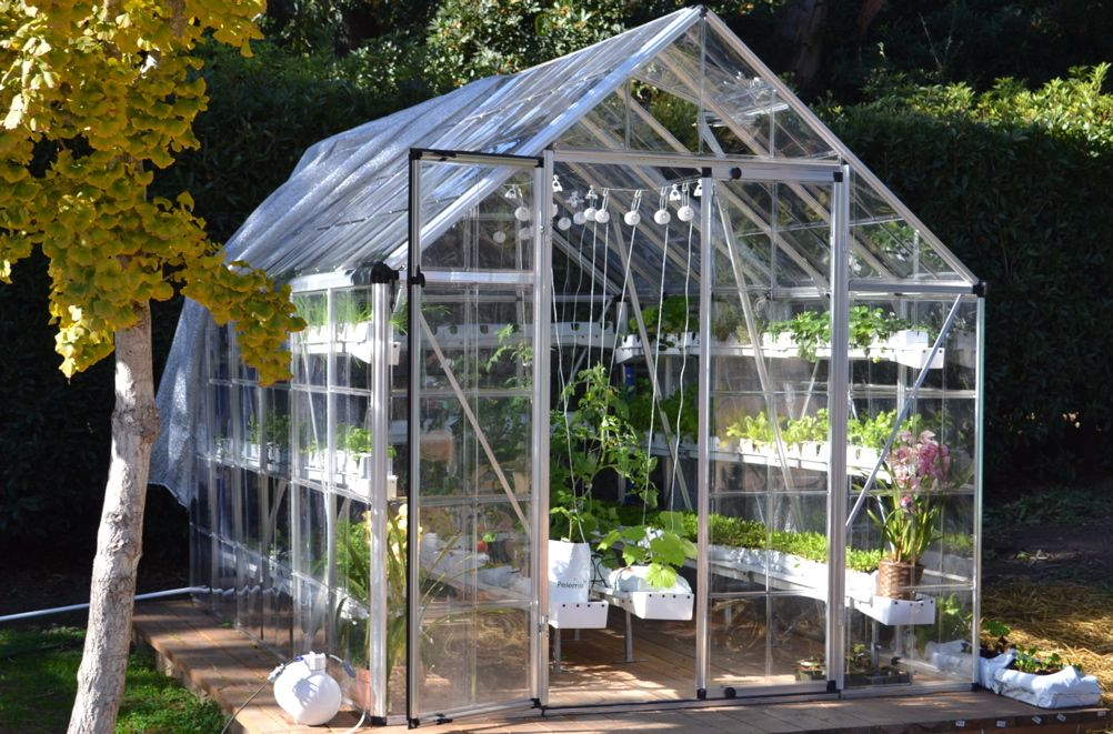 Hydroponic Vegetable Gardening Systems