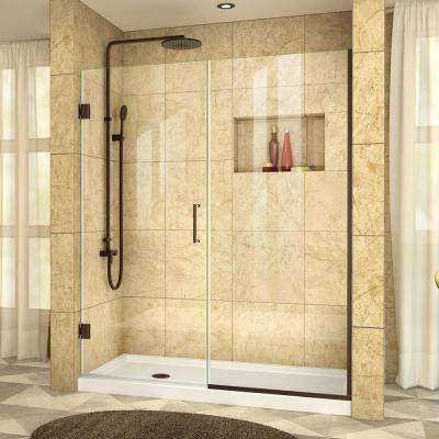 Unidoor Plus 58 in. to 58-1/2 in. x 72 in. Semi-Framed Hinged Shower on pinterest corner cabinets, pinterest closets, pinterest flooring, pinterest white bathrooms, pinterest showers, pinterest home, pinterest doors, pinterest beds, pinterest decorating, pinterest modern house, pinterest color, pinterest tile, pinterest bathtubs, budget mobile home kitchen designs, pinterest mirrors, pinterest storage, pinterest painting, pinterest country bathrooms, pinterest crafts rustic, pinterest kitchens,