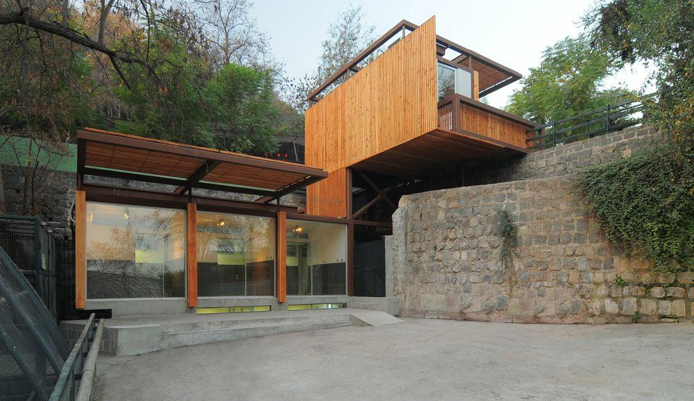 Zoo Nursery Carreno Sartori Arquitectos Zoo Nursery Architecture Summer House