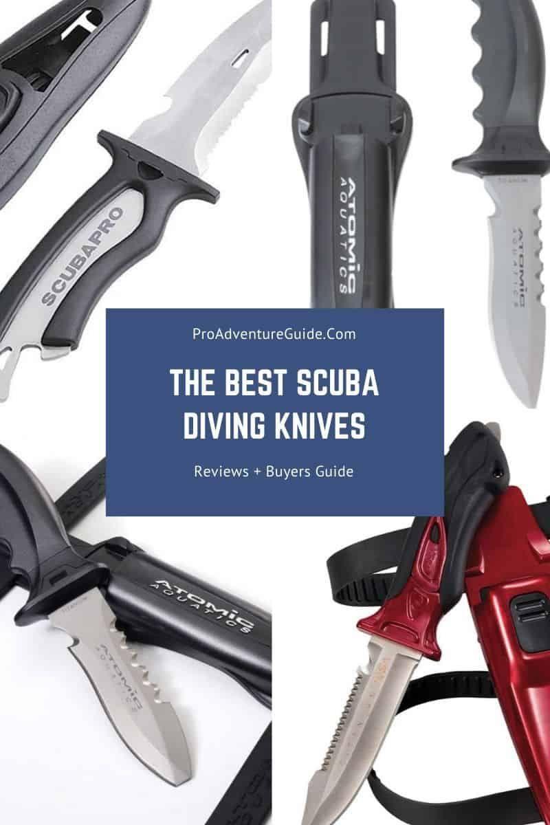Best Dive Knives In 2020 Diving Diving Knife Knife