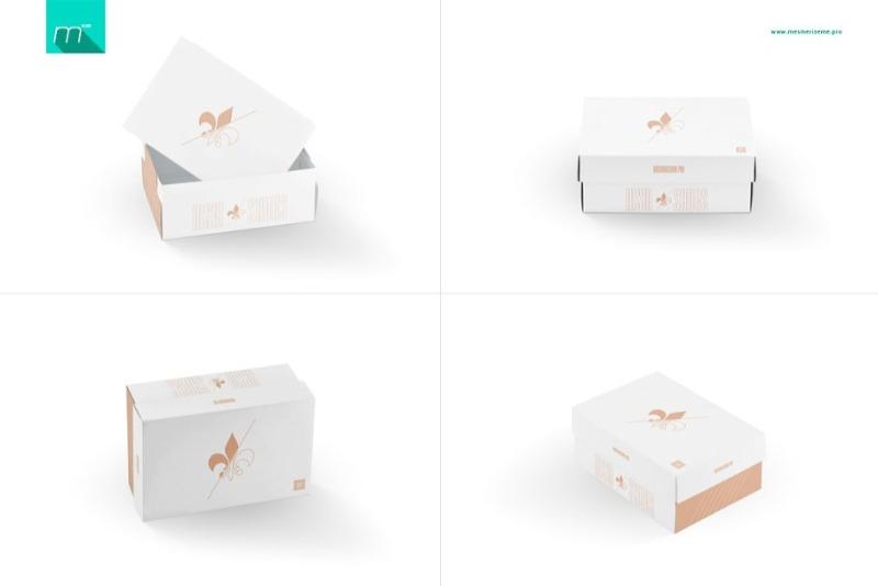 Download 23 Shoe Box Mockup Design Templates Square More Texty Cafe Box Design Templates Box Mockup Mockup Design