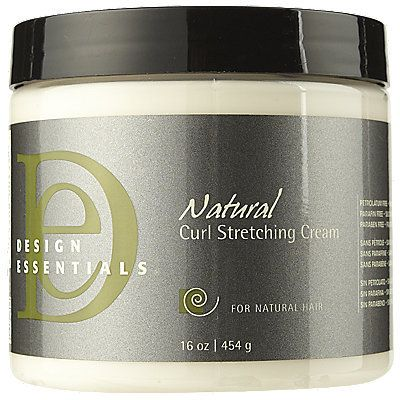 Natural Curl Design Essentials Stretching Cream Creams Butters