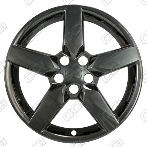 Chevrolet Camaro 2010 2011 Chrome Wheel Covers Black Chrome 19