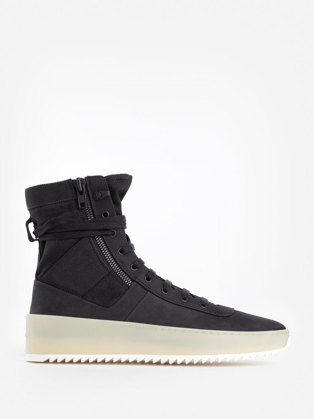 Fear Of God Men's Black Jungle Sneakers