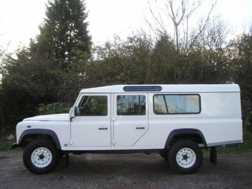 Land Rover Defender 130 S/Wagon (Conversion only   Land rover ...