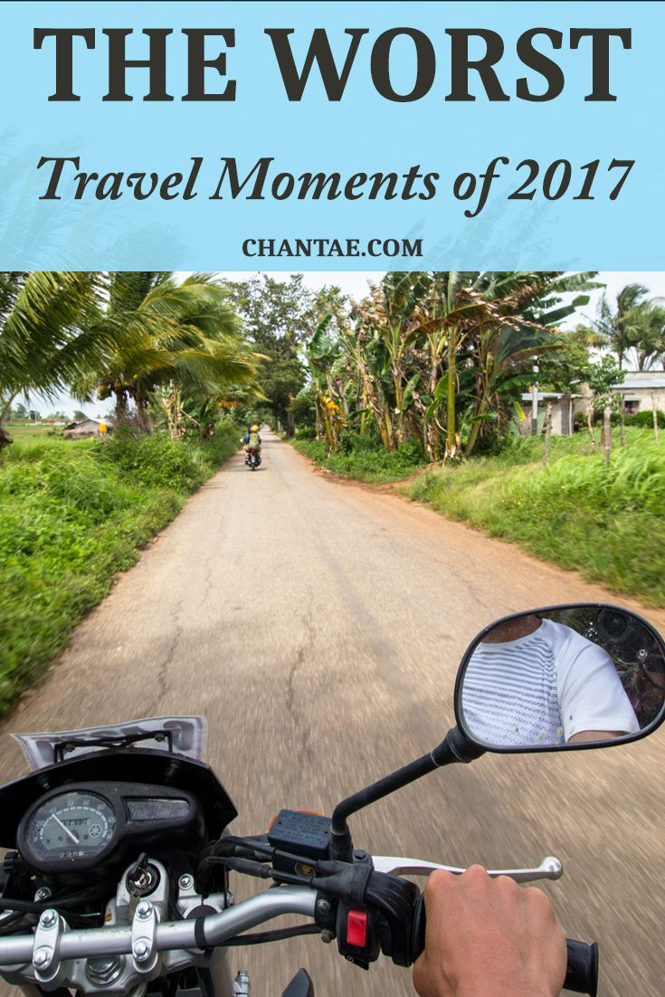 Worst Travel Moments While Going Around The World   Earth