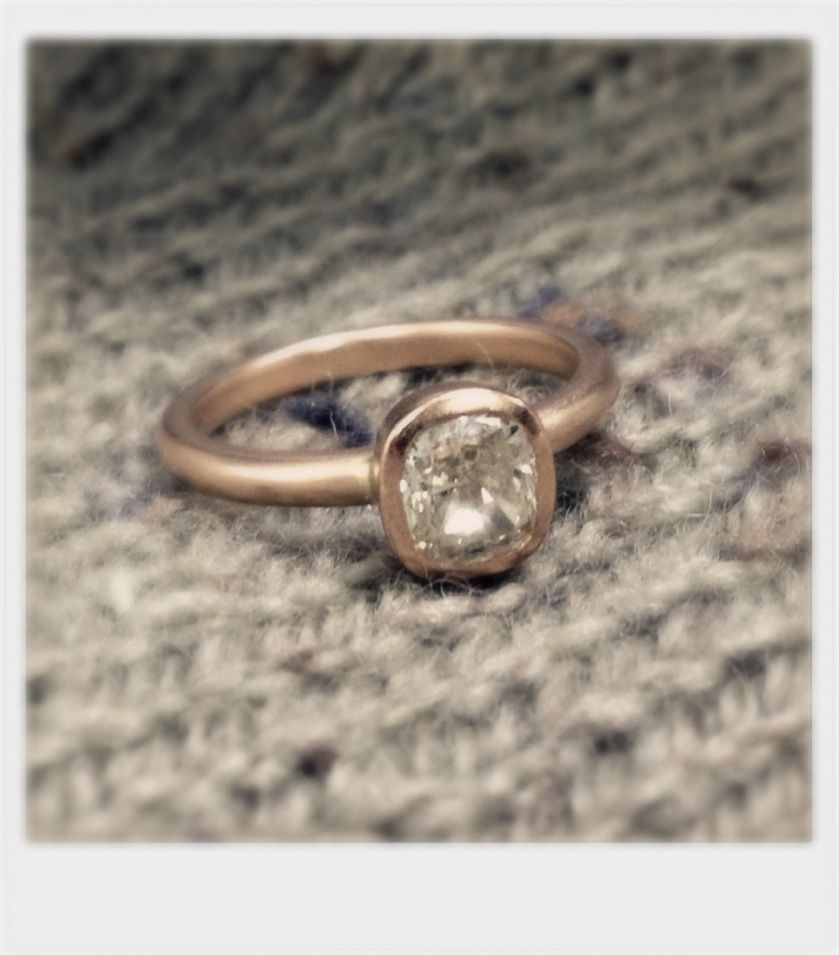 The man of my dreams had this made for me. Can't wait to spend the rest of my life with him! <3