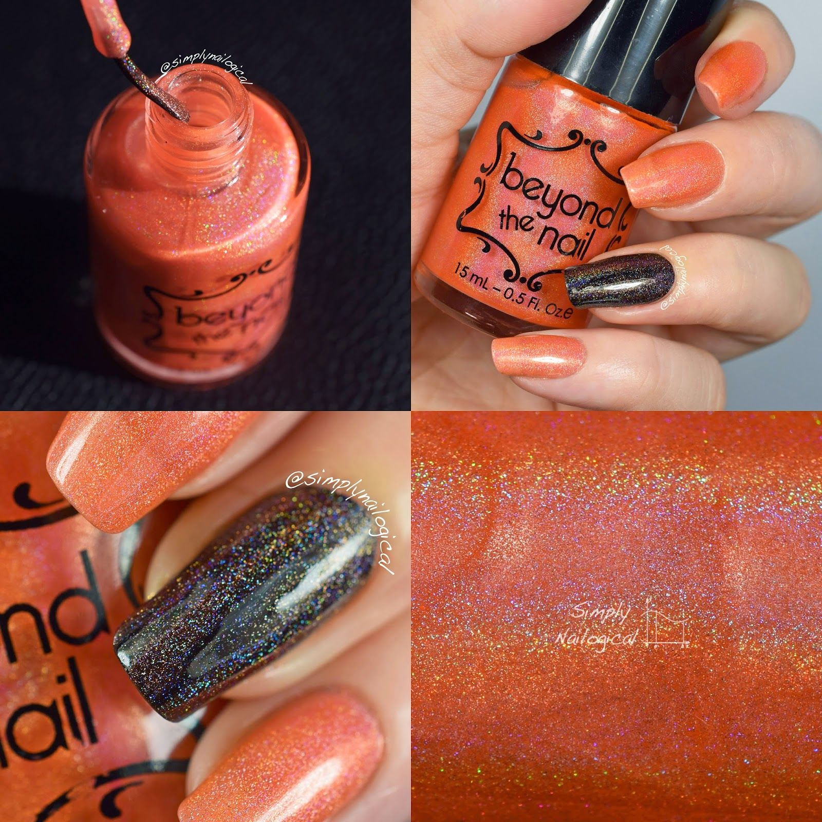 Neon. Holo. Jellies. Heaven on Earth by Beyond the Nail ...