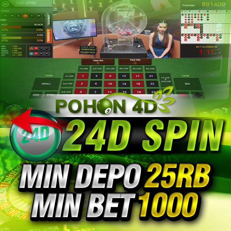 Live Casino Online 24d Spin Pohon4d Aplikasi Hubungan Mainan