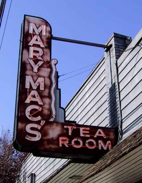 Mary Mac's Atlanta GA.