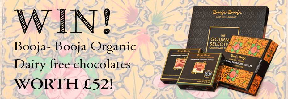 Get cosy.... and enjoy some vegan @The Booja-Booja Company choccies! :)