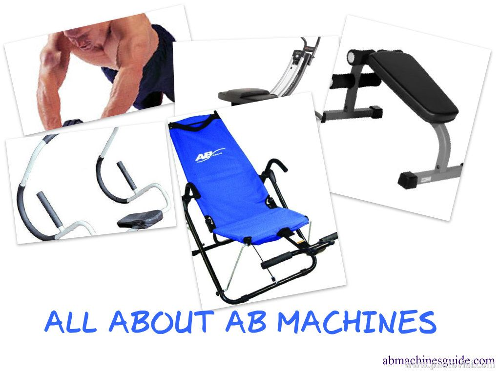Want to buy an ab exercise machine to work your abs more effectively? Don't know which is the best equipment? Check out this list to find the answe #abexercisemachine